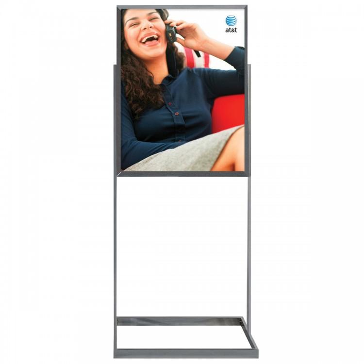 Indoor Poster Display Stand 2